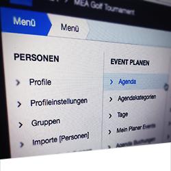 Content Management System MEA