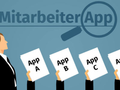 Die Auswahl einer Mitarbeiter App
